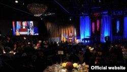 Սերժ Սարգսյանը Լոս Անջելեսում մասնակցել է ՀՀ անկախության 20-ամյակին նվիրված տոնական ընդունելությանը