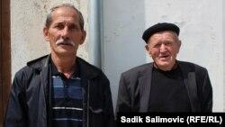 Šefket Čivić (levo) i Mustafa Murat Smajić