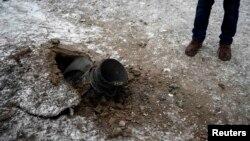 Краматорськ після обстрілу, 10 лютого 2015 року