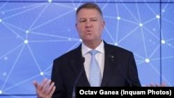 Președintele Klaus Iohannis anunță ca va avea loc o dezbatere fără Viorica Dăncilă.
