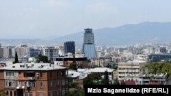 Վրաստան - Մայրաքաղաք Թբիլիսիի համայնապատկեր, արխիվ