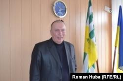 Сергій Хортів, міський голова Рубіжного