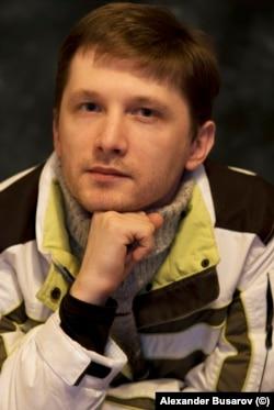 """Юрист Александр Бусаров, куратор проекта """"Немезида"""""""