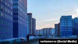 ЖК на юге Новосибирска