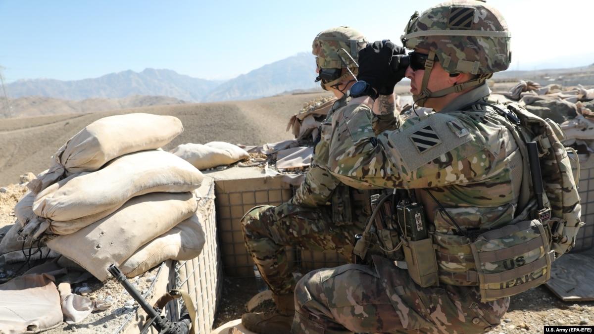 Трамп планирует сократить военный контингент в Афганистане на треть – CNN
