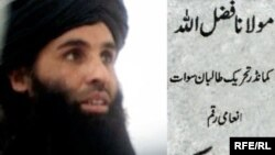 Maulana Fazlullah, in a photo dated May 2010