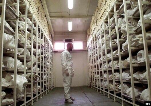Forenzičar u Institutu za nestale - iz arhive