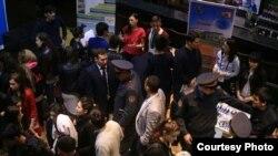 Моҳи апрели имсол дар Душанбе нагузоштанд, ки маъракаи муаррифии таҳсил дар хориҷа баргузор шавад