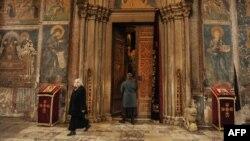 Ulaz u manastir Visoki Dečani