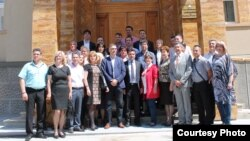 Macedonia Opposition MPs to Parliament today submitted their resignations.