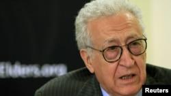 Новый международный посланник по Сирии Лахдар Брахими