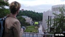Софія Ниблом у Києві продовжила знайомство з українськими музикантами