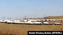 مخيم كرماوة للنازحين من الموصل