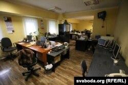 Офіс БелаПАН пасьля ператрусу