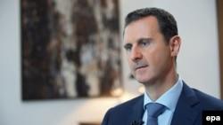 Президент Сирії Башар аль-Асад