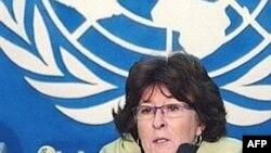 خانم آربور گفت که ایران باید به وظایف بین المللی خود عمل کند