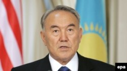 Kazakh websites have been blocked for criticizing President Nursultan Nazarbaev