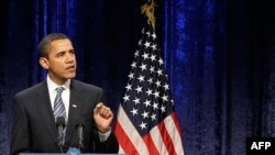باراک اوباما در چهارم نوامبر به عنوان رییس جمهور آینده آمریکا انتخاب شد. (عکس: AFP)