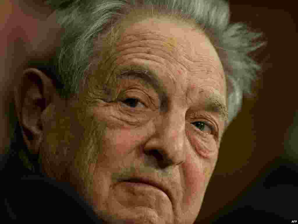 "George Soros - Apparently financier and philanthropist George Soros is at war with Iran. That's according to Iran's Intelligence Ministry, which in May issued a list of 60 U.S. and international organizations that it says are involved in a ""soft war"" against the Islamic Republic."