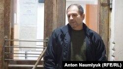 Володимир Балух у суді в анексованому Криму, 1 грудня 2017 року
