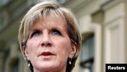 Ministrja e Jashtme e Australisë Julie Bishop