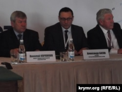 Второй инвестиционный Форум Торгово-промышленных палат России в Крыму