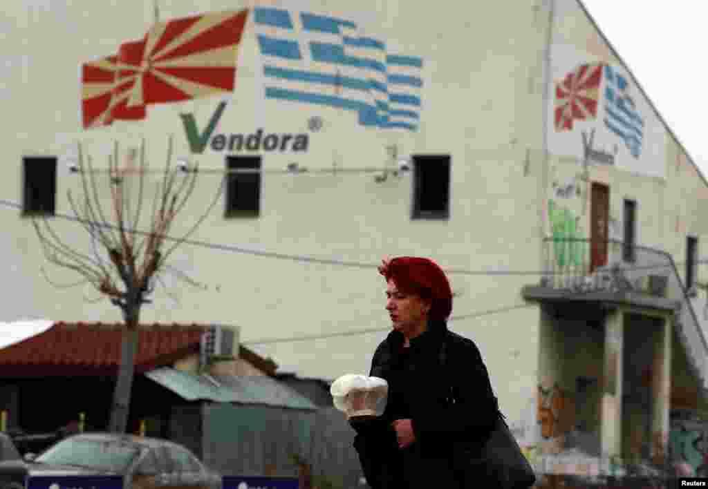 МАКЕДОНИЈА - Вицепремиерот задолжен за европски прашања Бујар Османи смета дека 2018 е година кога треба да се реши спорот со Грција за името, оти веќе следната година настануваат нови околности, чиј исход не може да се предвиди.