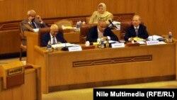 احد اجتماعات المندوبين الدائمين في الجامعة العربية