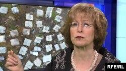 Bonnie Glick, deputy administrator of the U.S. Agency for International Development.