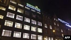 Здание в Копенгагене, где планировался теракт