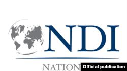 Логотип американской неправительственной организации «Национальный демократический институт» (NDI).