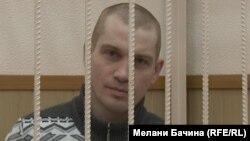 Вадим Тюменцев, обвинённый в экстремизме блогер из российского города Томск.