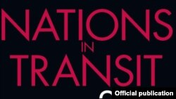 Russia -- Nations in Transit 2010, report cover, undated