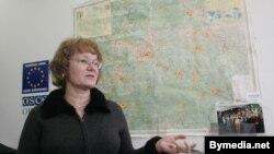 Председатель Белорусского Хельсинкского комитета Татьяна Протько сегодня должна покинуть свой кабинет
