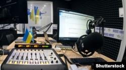 Студія кримськотатарського радіо «Хаят»