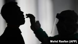 За даними поліції, від початку карантинних заходів там перевірили 591 повідомлення щодо вчинення онлайн-шахрайств, пов'язаних із пандемією коронавірусу