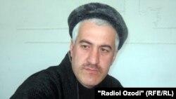 Фатхулло Хайриддинов, по прозвищу Эшони Дароз