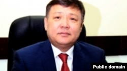 Оңтүстік Қазақстан облысы әкімінің орынбасары Ұласбек Сәдібеков. Сурет облыс әкімдігінің ресми сайтынан алынды.