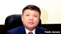 Заместитель акима Южно-Казахстанской области Уласбек Сатибеков. Фото взято с официального сайта акимата Южно-Казахстанской области.