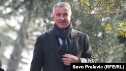 Milo Đukanović, predsjednik Crne Gore