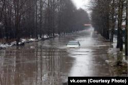 Улица Доронинская в Вологде