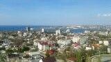 Вид на Севастополь, архивное фото