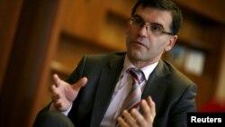 Бугарскиот министер за финансии Симеон Џанков.