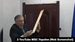 Екс-заступник міністра внутрішніх справ Сергій Чеботар