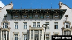 Cецесійна споруда у чеської столиці