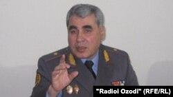 Генерал Шариф Назарзода