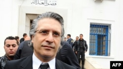 Набил Карои, директорот на приватната ТВ станица Несма