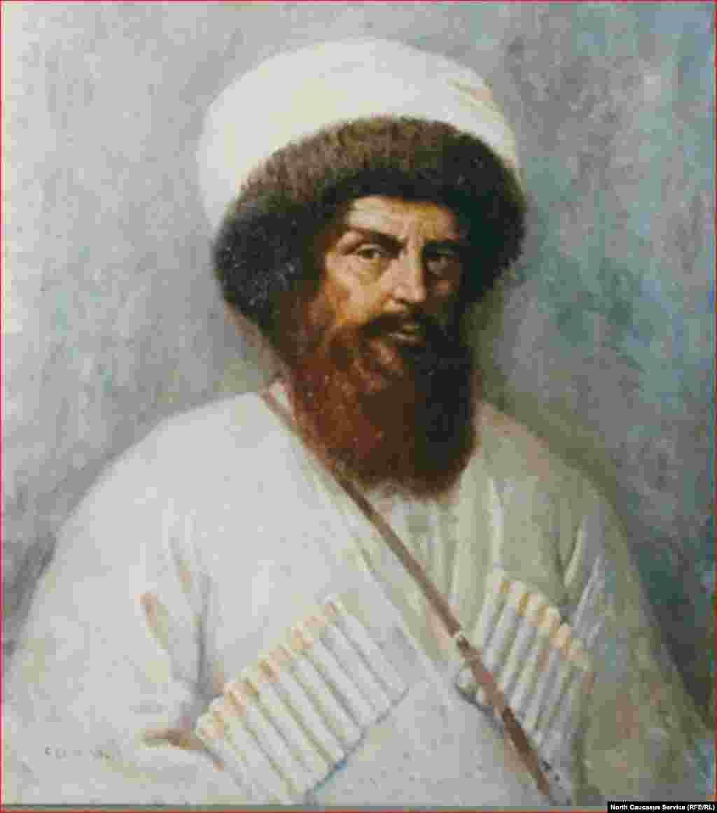 Имам Чечни и Дагестана Шамиль (1799-1872 гг). Шлипнев В.С., 1920 - нач.1930 гг.