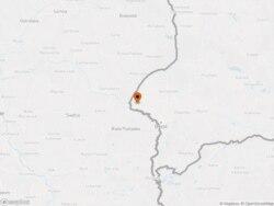 Воўчын на мапе