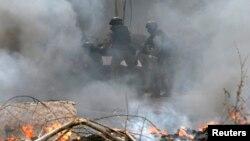 Антитерористична операція у Слов'янську триває